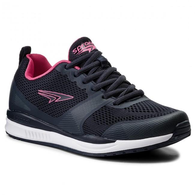Sneakers SPRANDI - WP07-17098-01 Navy Blue