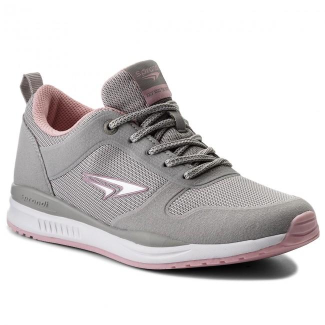 Sneakers SPRANDI - WP07-17098-06 Grey