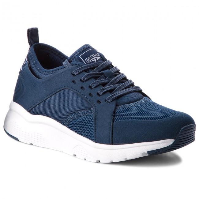 Shoes SPRANDI - WP07-17113-01 Navy Blue