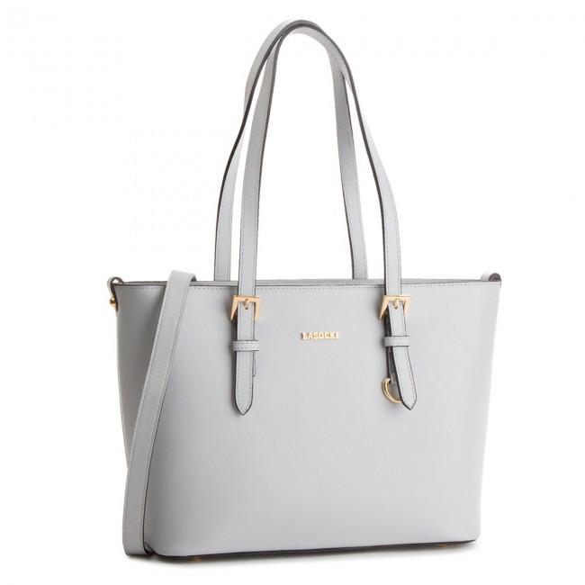 Handbag LASOCKI - BRT-015 Niebieski Jasny