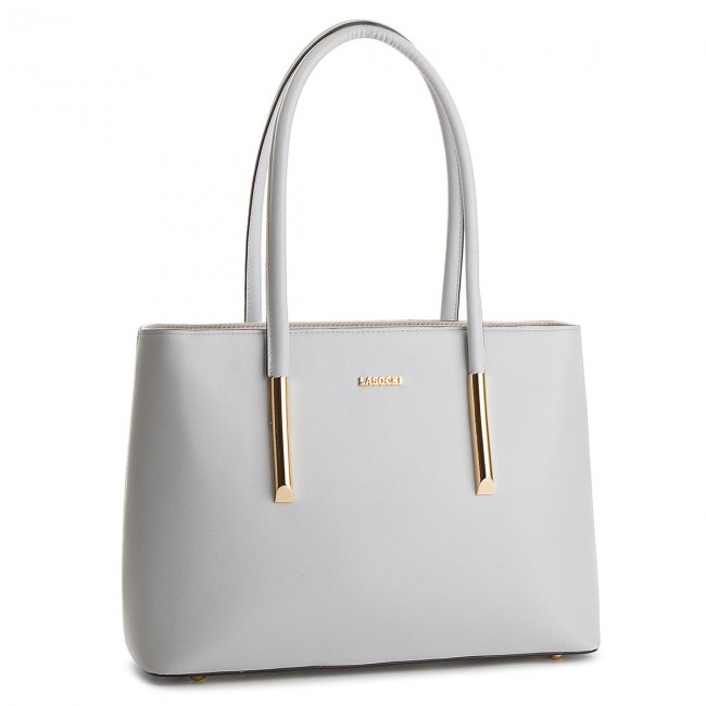 Handbag LASOCKI - BRT-016 Niebieski Jasny