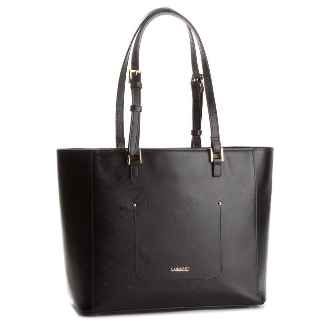 Handbag LASOCKI - BRT-025 Black
