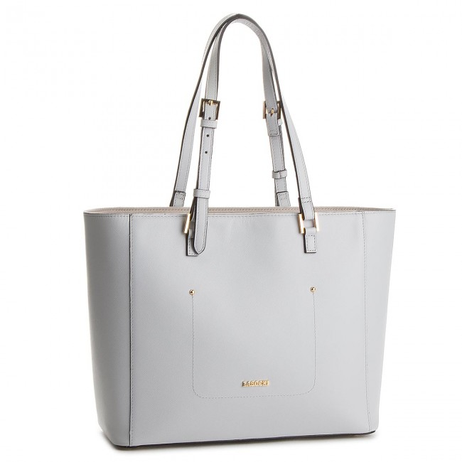 Handbag LASOCKI - BRT-025 Niebieski Jasny