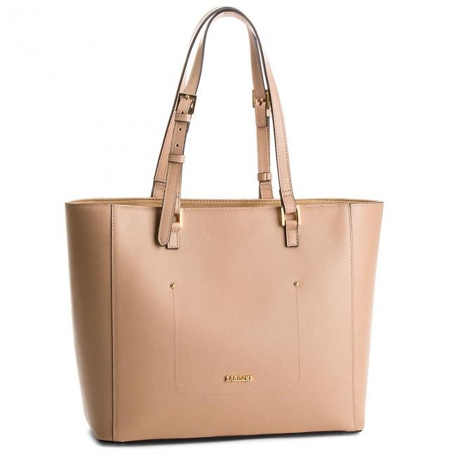 Handbag LASOCKI - BRT-0 25 Beige