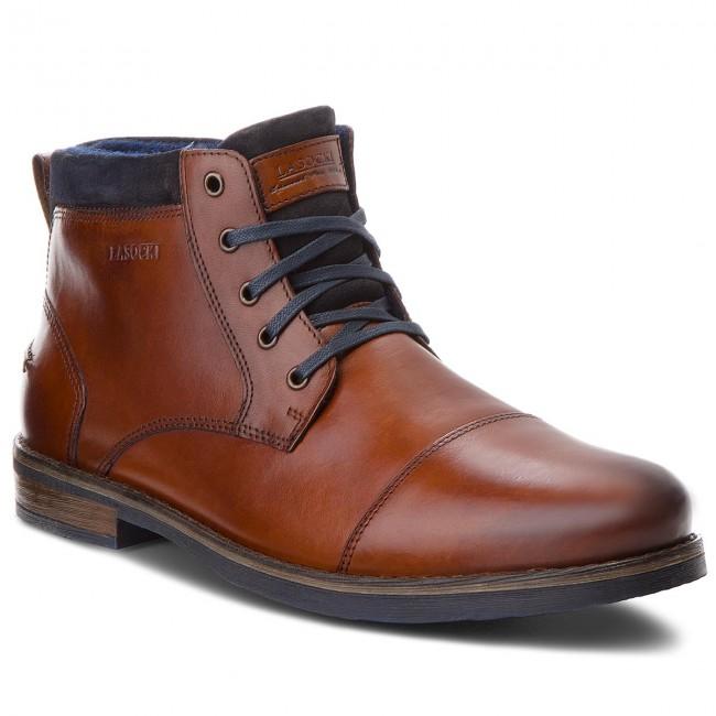 Boots LASOCKI FOR MEN - MB-GORAN-01BIG Brown