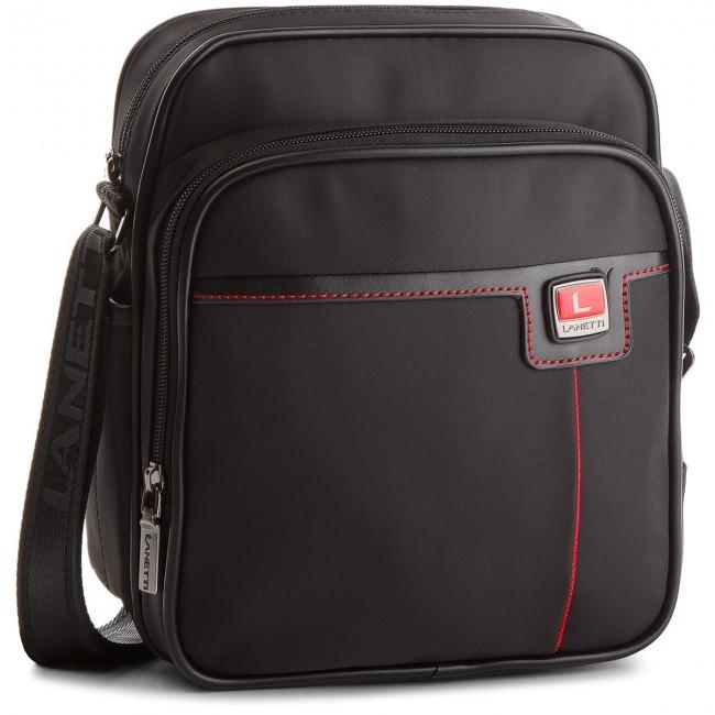 Messenger Bag GINO LANETTI - RM0165  Black