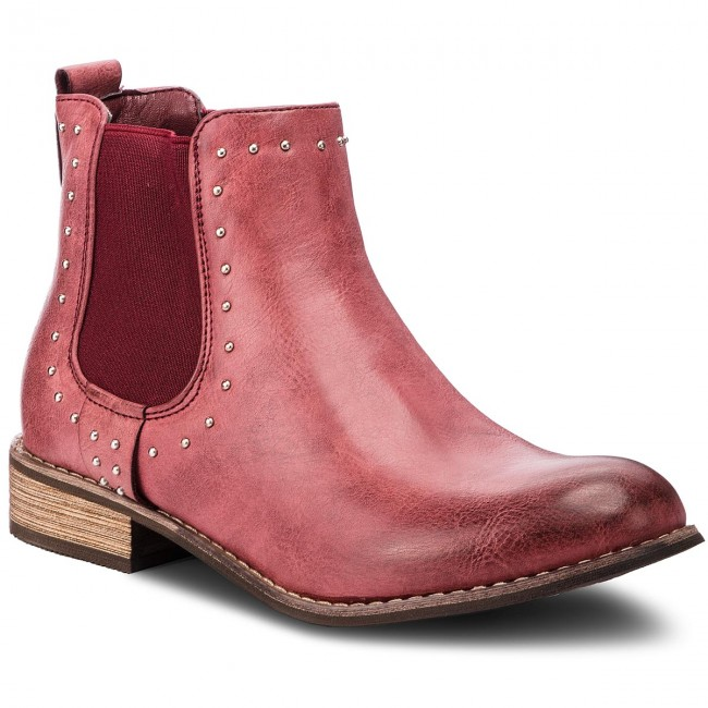 Ankle Boots JENNY FAIRY - WS1250-06 Burgundy