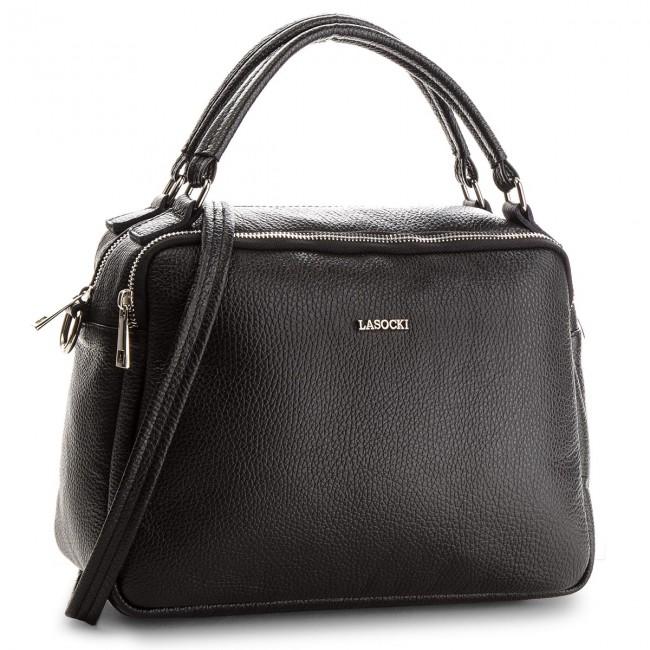 Handbag LASOCKI - VS4445 Black