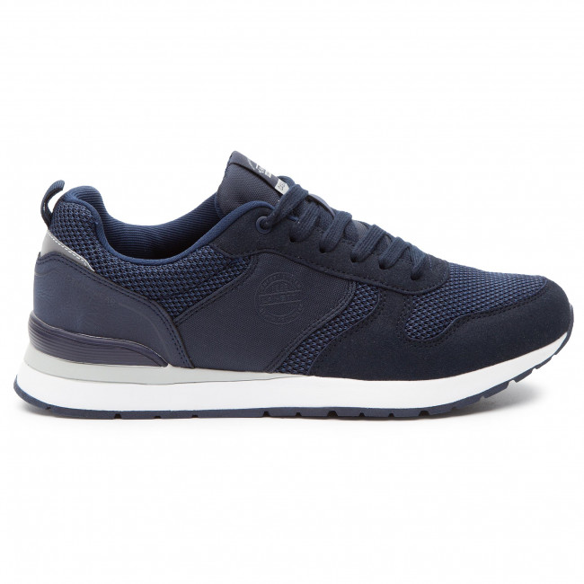 Sneakers LANETTI - MP07-17131-07 Navy - Sneakers - Low shoes - Men's shoes