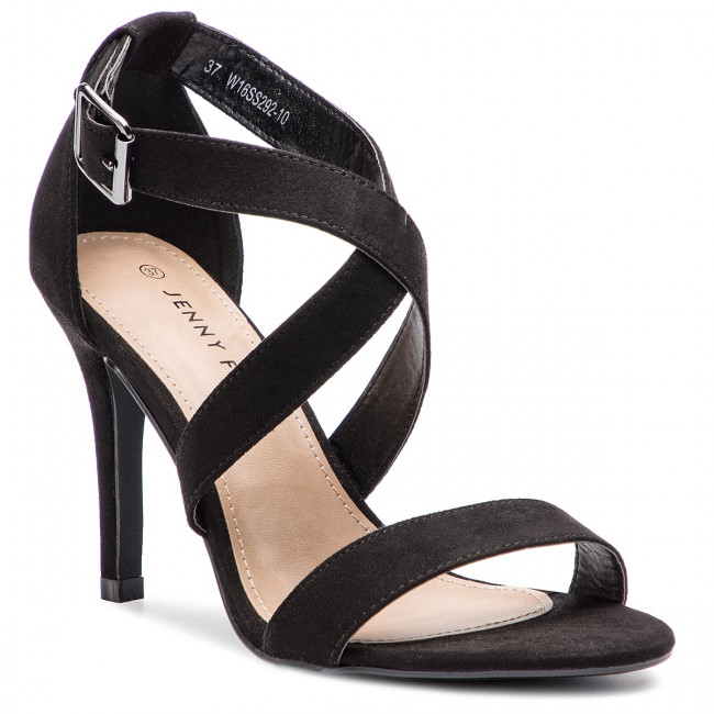 Sandals JENNY FAIRY W16SS292 10 Black 1