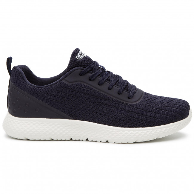 Sneakers SPRANDI - MP07-181075-02 Navy - Sneakers - Low shoes - Men's shoes