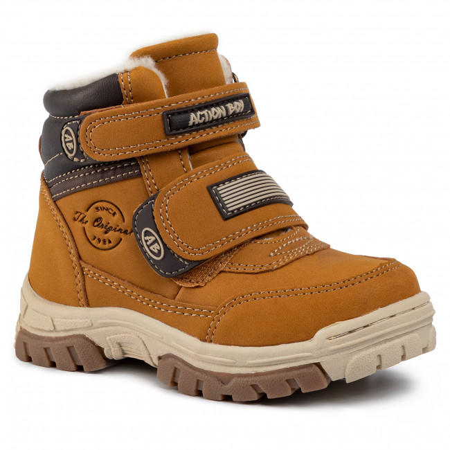 Hiking Boots ACTION BOY - CP07-2772 Camel 1