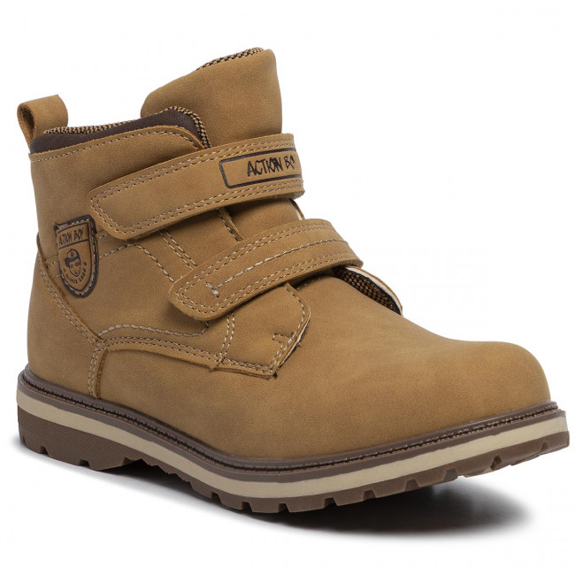 Boots ACTION BOY - CP07-17028-01 Camel
