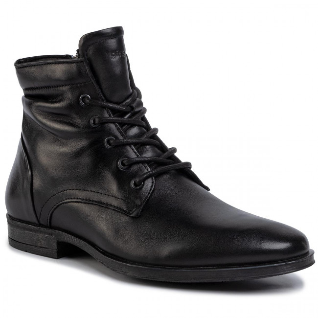 Boots Gino Rossi Mb Jeremy 02 Black Boots High Boots And Others Men S Shoes Efootwear Eu