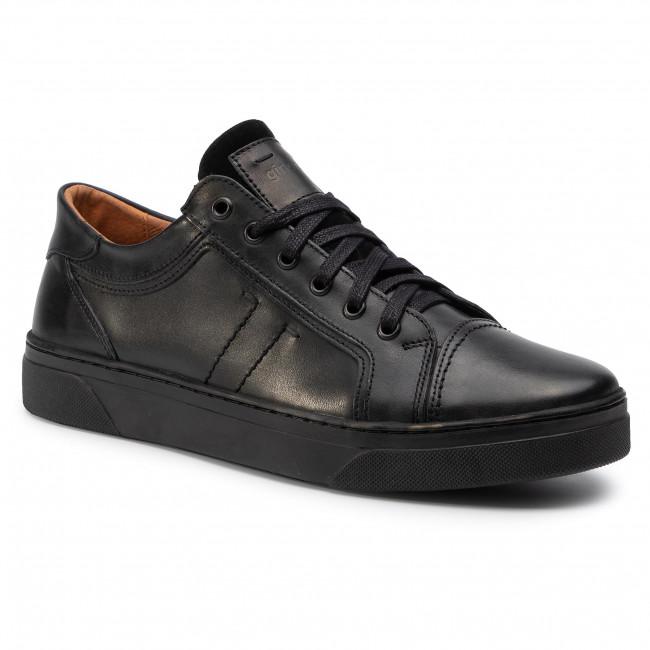 Shoes Gino Rossi 361 Black Casual Low Shoes Men S Shoes Efootwear Eu