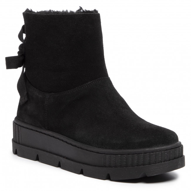 Bolsa Rápido hipótesis  Boots GINO ROSSI - WI16-FASANO-04 Black - Boots - High boots and ...