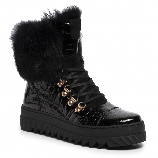 Boots Gino Rossi Wi23 Turi 03 Black Boots High Boots And Others Women S Shoes Efootwear Eu