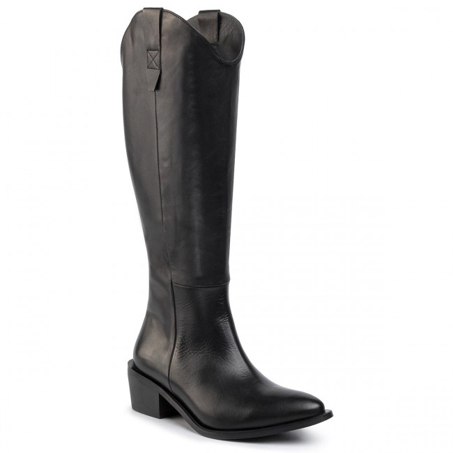 Knee High Boots GINO ROSSI - DKI782-SAORI Black
