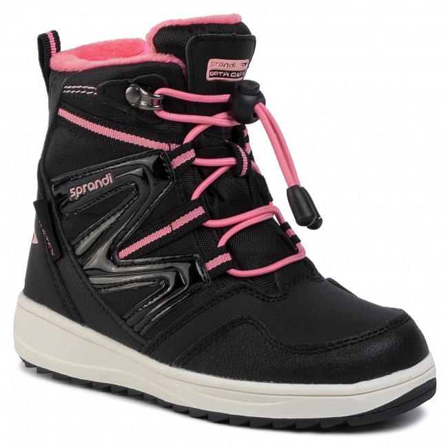 Boots SPRANDI - CP86-18388 Black