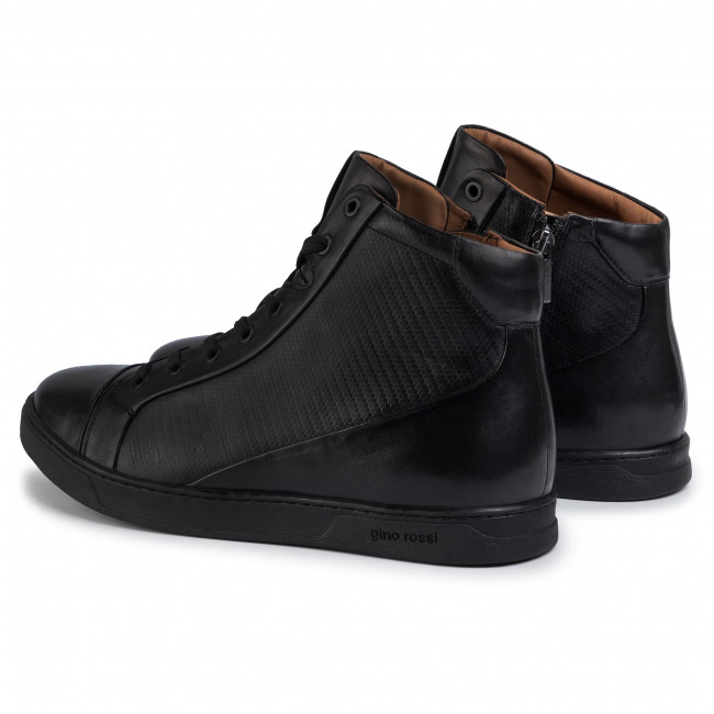 Boots Gino Rossi Mi08 C640 632 02 Black Boots High Boots And Others Men S Shoes Efootwear Eu
