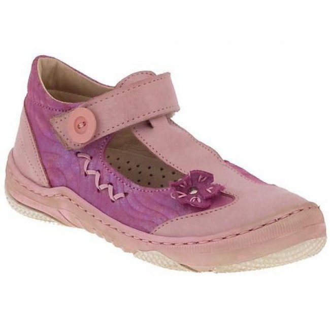 Shoes ANTYLOPA - 419/1 Pink