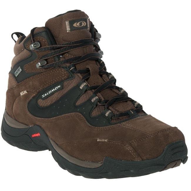 Trekker Boots SALOMON Elios 2 Mid GTX M 108398 Brown