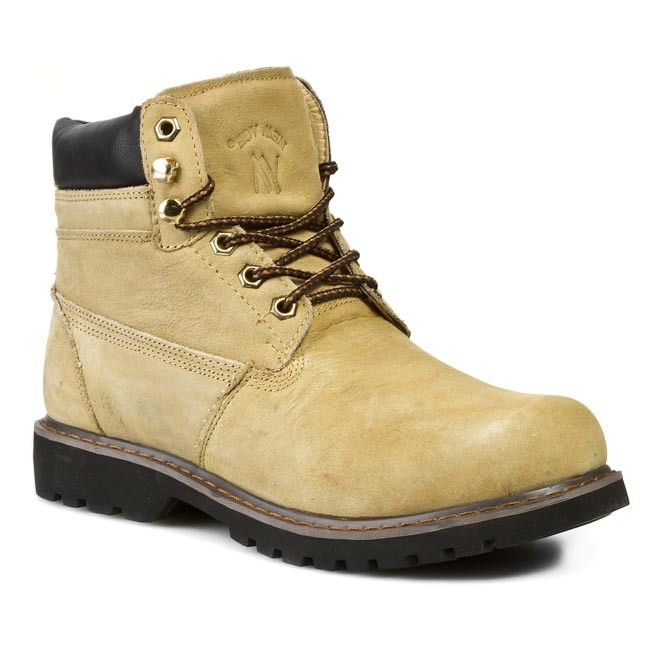 Hiking Boots NEW AGE - 1201 Yellow