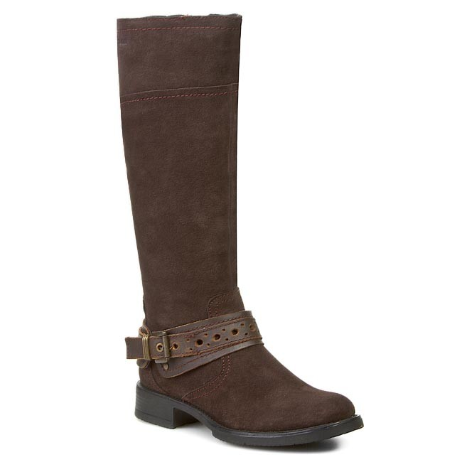Knee High Boots XTI - 29377 Brown
