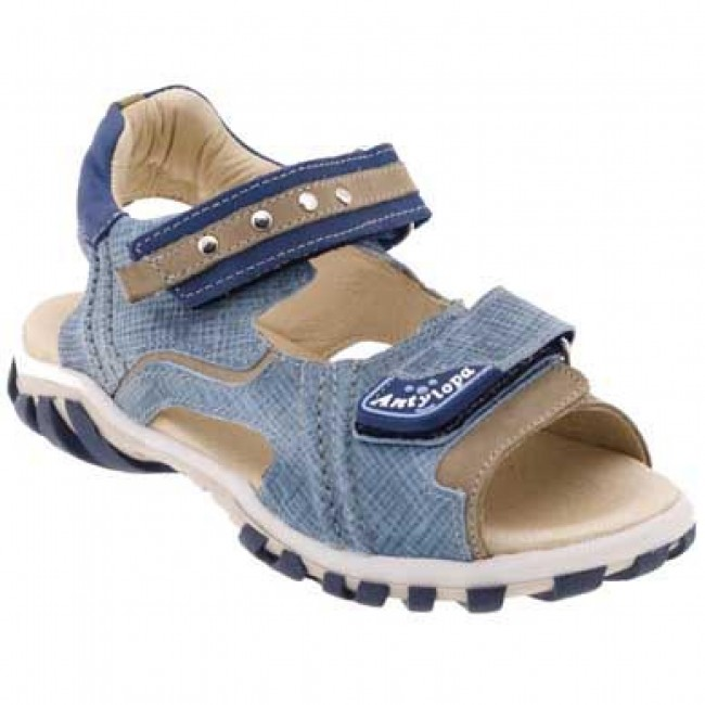 Sandals ANTYLOPA - 433 Blue