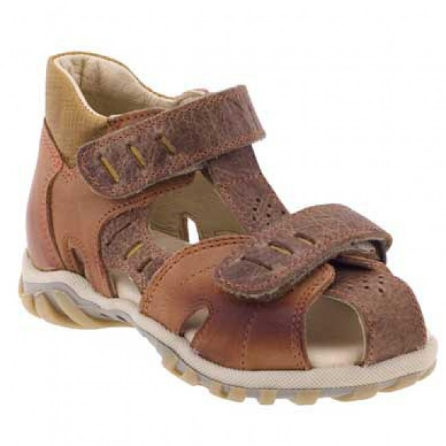 Sandals ANTYLOPA - 328/2 Brown
