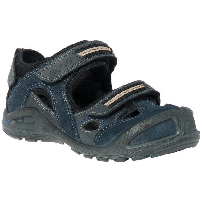 Sandals ECCO - 701502-50595 Blue
