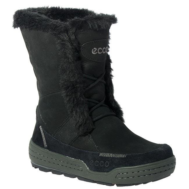 Snow Boots ECCO - Siberia 85252351707 Black