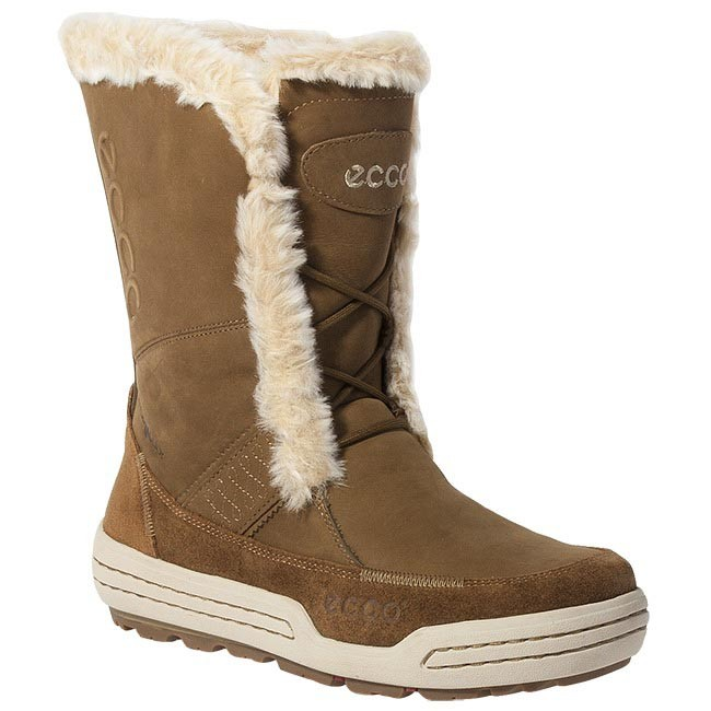 Snow Boots ECCO - Siberia 85252356792 Brown