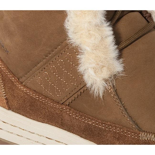 Womens ECCO SIBERIA BOOT.size 4-4.5 Size Left .See Description