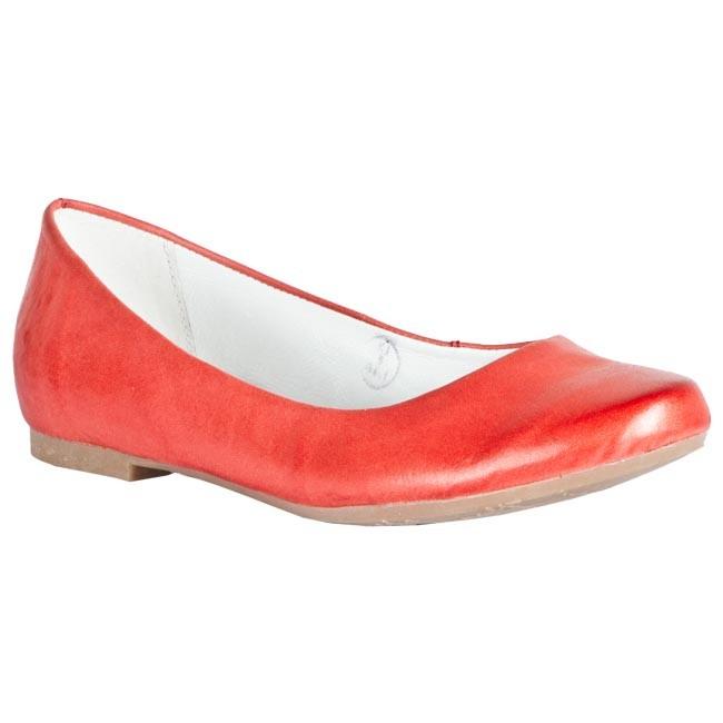 Flats MACIEJKA -  903/11 Rosso 903/11