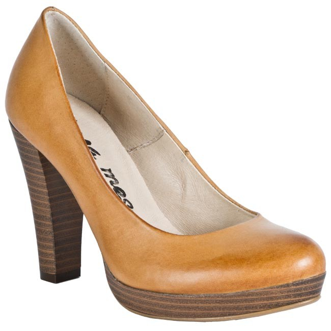 Shoes LAURA MESSI - 388/1-234 Brown