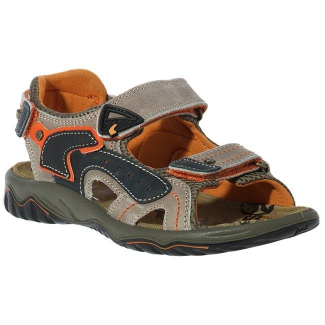 Sandals PRIMIGI - Arami 49473/00 Brown