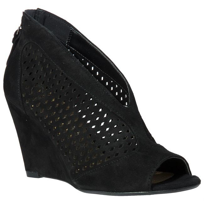 Shoes CLARKS - 20343819 Ski Lift Black Sde Black