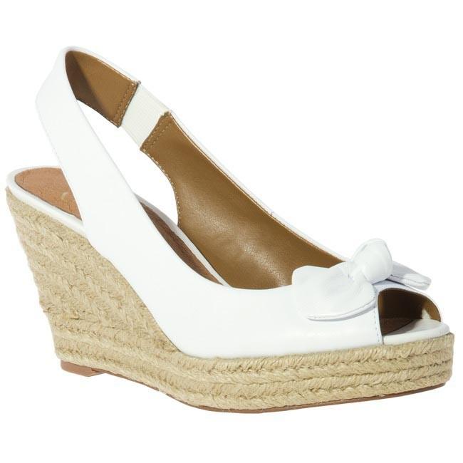 Sandals CLARKS - Sydnee Bahama2 20343588 White