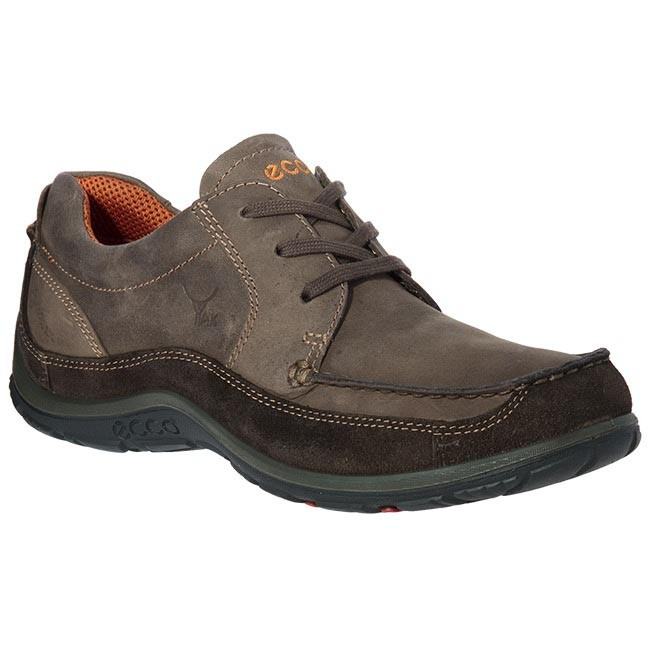 Shoes ECCO - 6733452987 Coffee / Espresso