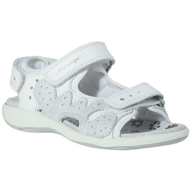 Sandals PRIMIGI - Atlan 48750/00 White