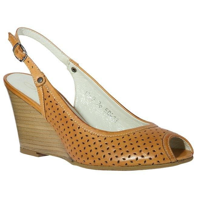 Sandals OLEKSY - 1149-388/472 Brown