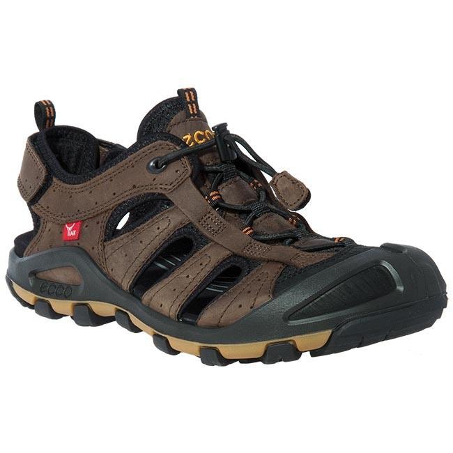 Sandals ECCO - 82101402192 Brown