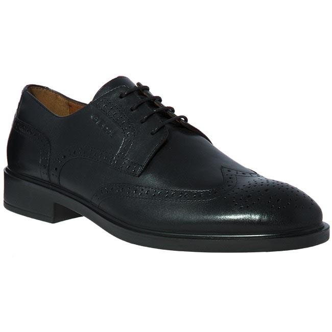 Shoes GEOX - U03Z3A 00043 C9999 Black