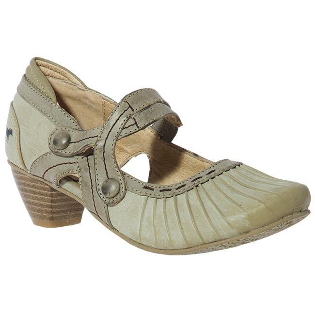 Shoes MUSTANG - 28C028 Beige