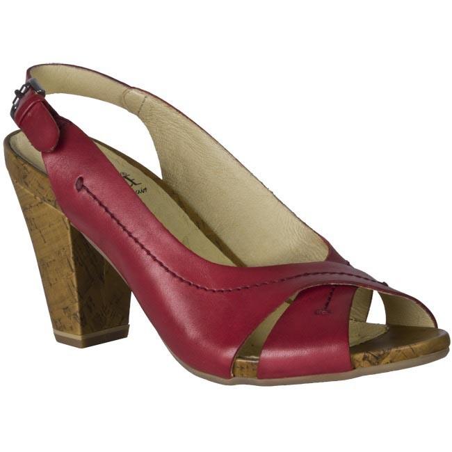 Sandals CAPRICE - 9-28321-26 Red