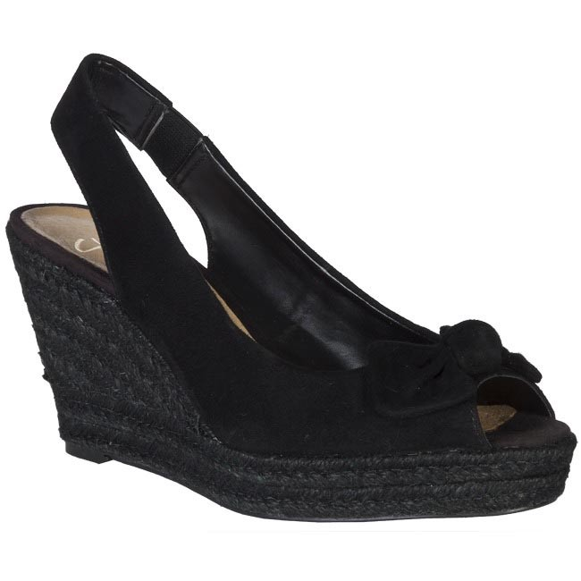 Sandals CLARKS - Sydnee Bahama2 20343578 Black