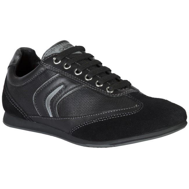 Shoes GEOX - U11Z2N 02246 C9999 Black