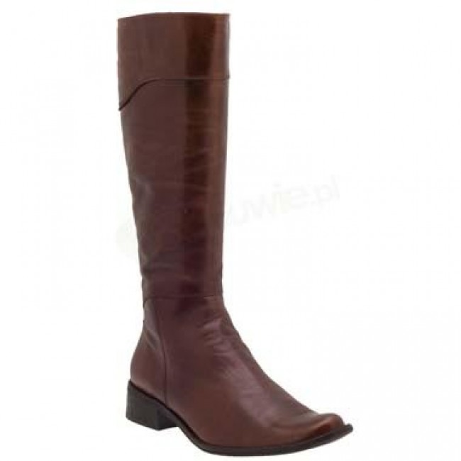 Knee High Boots BALDACCINI - 6255 Brown