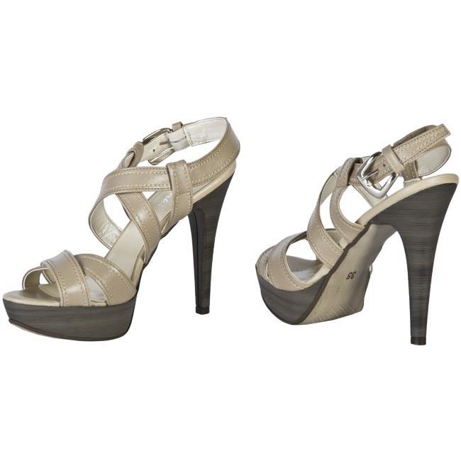 Sandals R.POLAŃSKI - 0597 Cappuccino